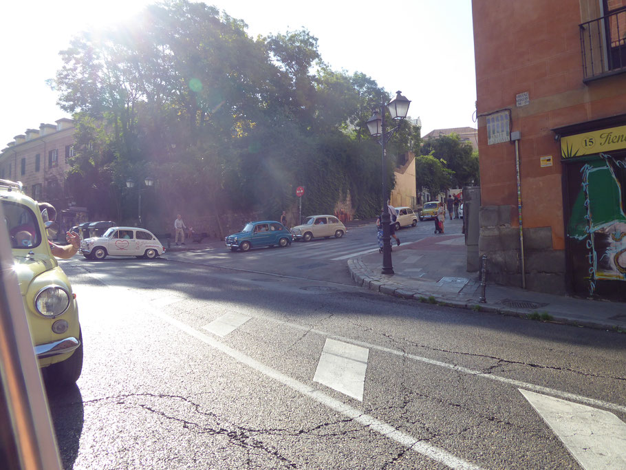 Grupos numerosos turismo Madrid