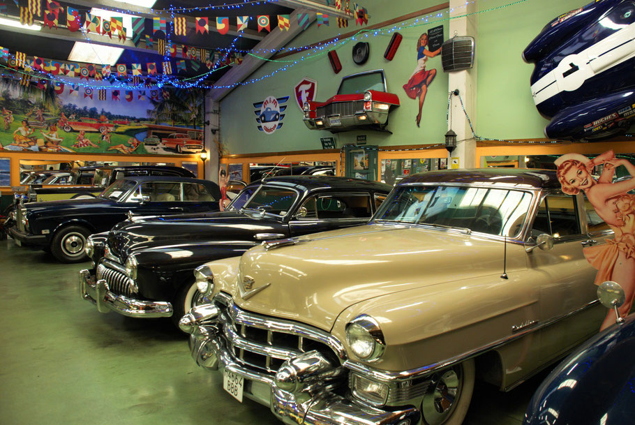 House of Cars, visita a Quintanar de la Sierra