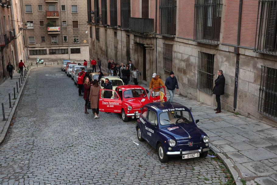 600 tour Madrid y el coronavirus