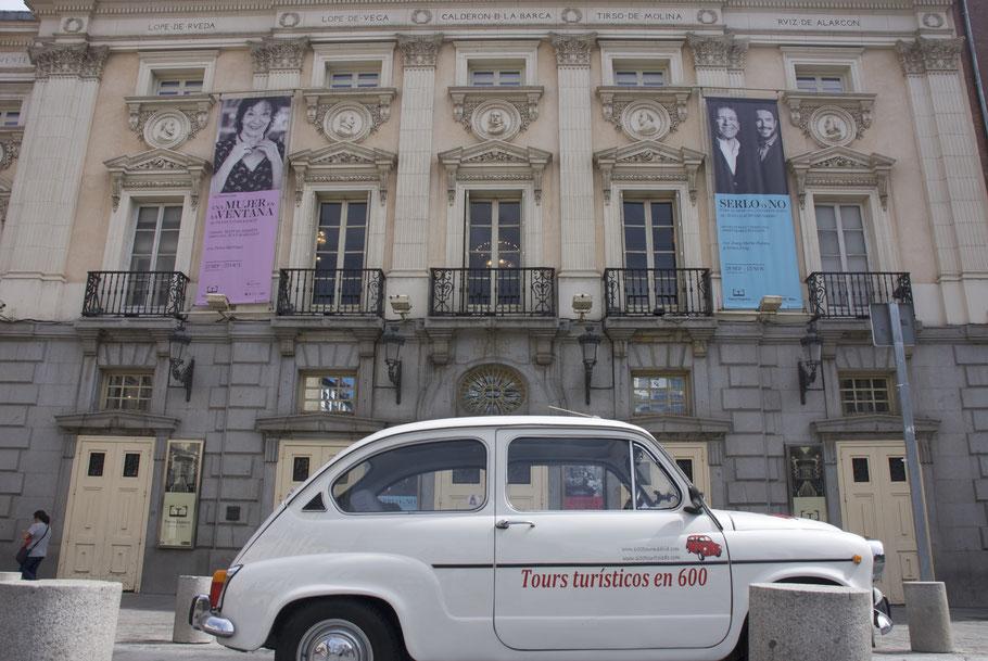 El Teatro Español Donde Nació El Teatro Moderno 600 Tour Madrid