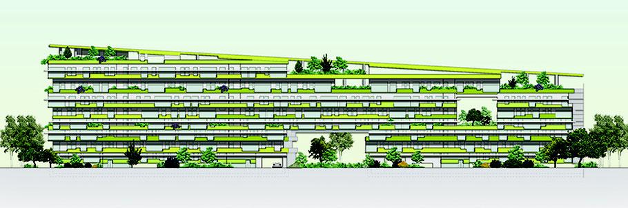 Bitarte Arquitectura + Comunicacion /Ankhor sustainable Residential Complex / bioclimatic architecture/ Residential project in Tashkent Uzbekistan / www.bitartearquitectura.com