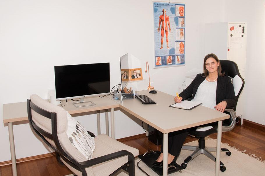 MMag. Katrin Wipplinger Supervision Biofeedback Psychologische Beratung und Behandlung Klinische Psychologie