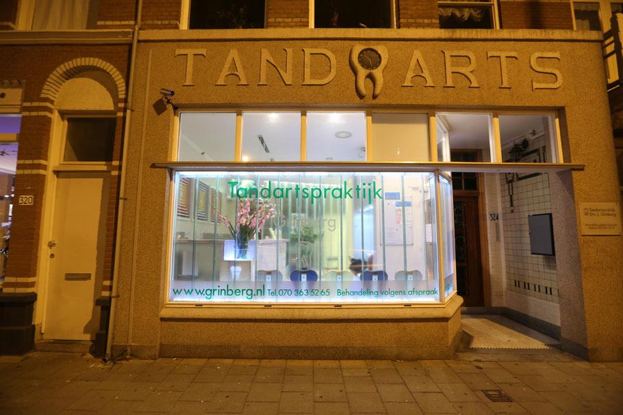 Hier vind je je leive tandarts in Den Haag. GrinBerg