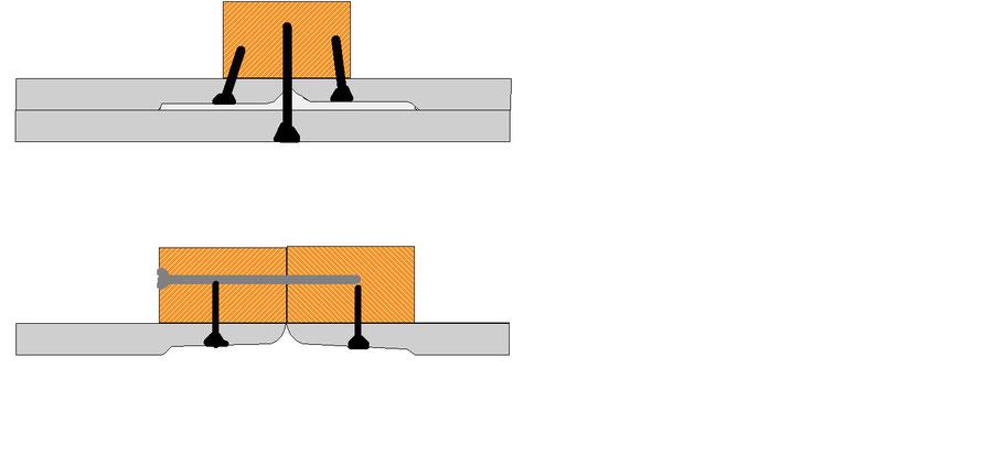 gipskartondecke montieren schritt f r schritt w rmed mmung dach und innenausbauusbau webseite. Black Bedroom Furniture Sets. Home Design Ideas