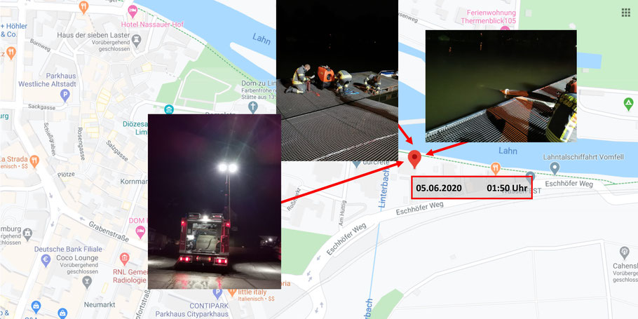 Einsatzort Feuerwehr Kemmenau 05.06.2020 um 01:50