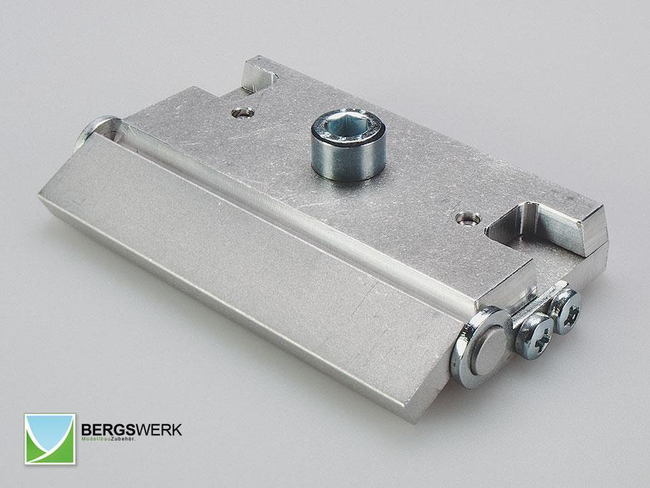 Die 3D Biege- und Abkanthilfe mit 60-mm-Schwenkarm. http://goo.gl/SBSN7y