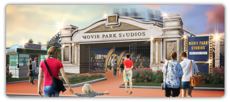 moviepark neuheit 2021 movie park studios