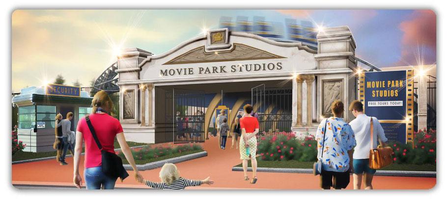 moviepark neuheit 2021 movie park studios