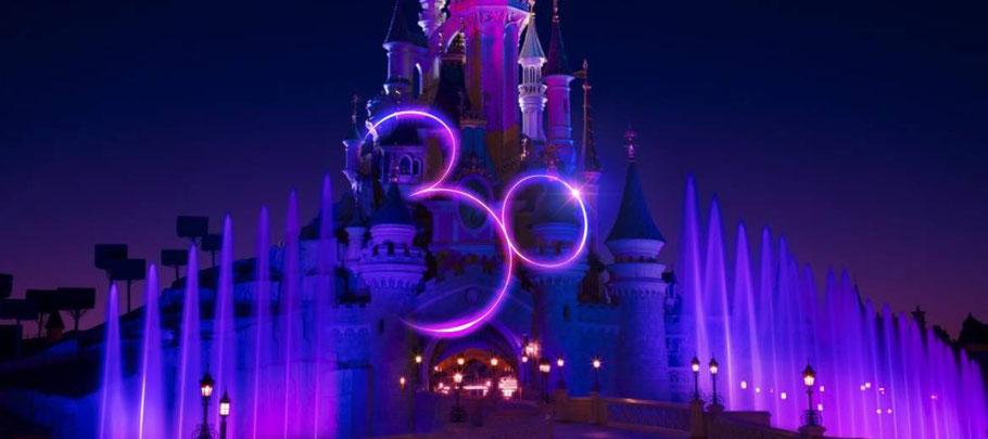 disneyland paris 2022 geburtstag 30 jähriges jubiläum