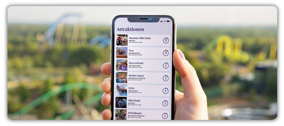 freizeitpark toverland app