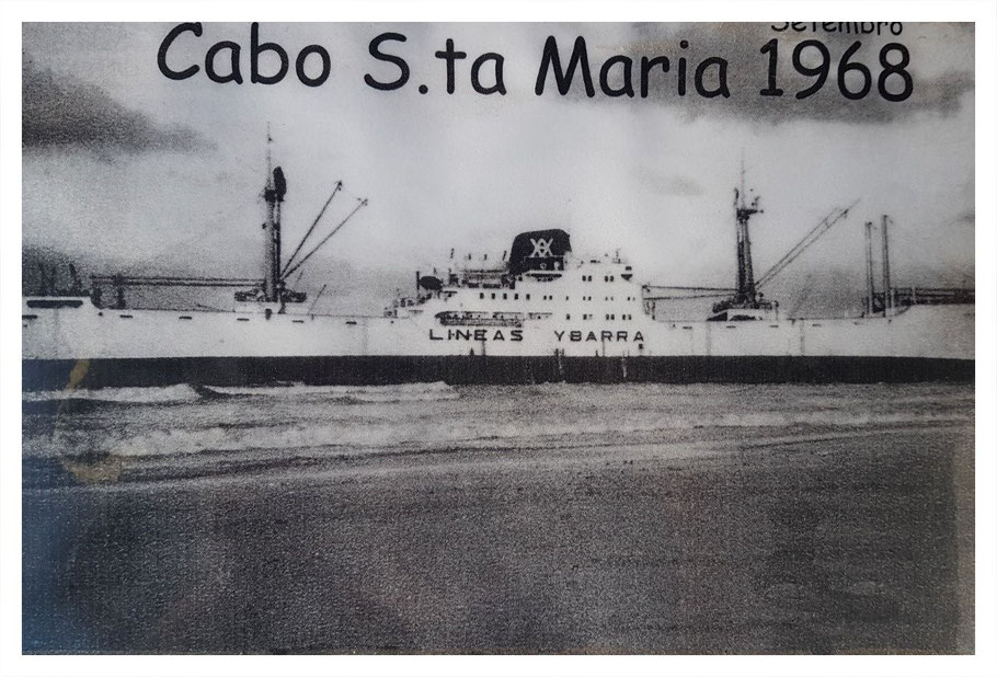 Cabo Santa Maria, Schiffswrack, Boa Vista, Boa Vista Tours, Kapverden, Cabo Verde, Cape Verde