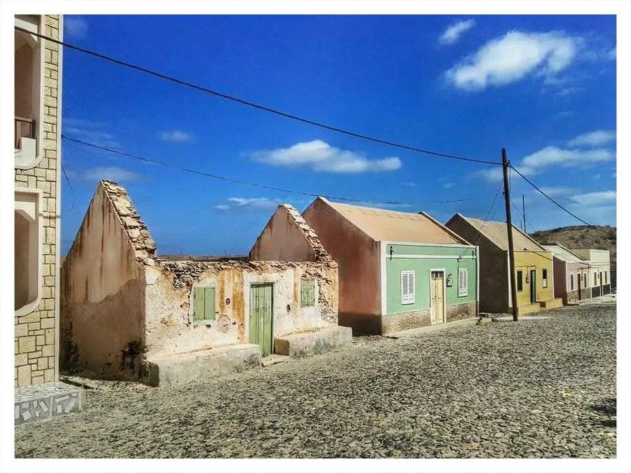 Povoacao Velha, Boa Vista, Cabo Verde, Kapverden, Boa Vista Tours