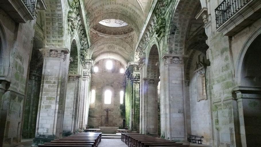 Klosterkapelle in Sobrado dos Monxes