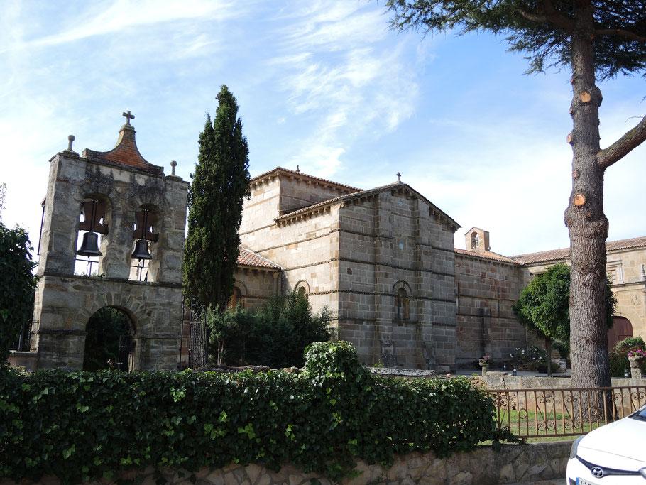 Kloster und Kapelle Santa Marta de Tera