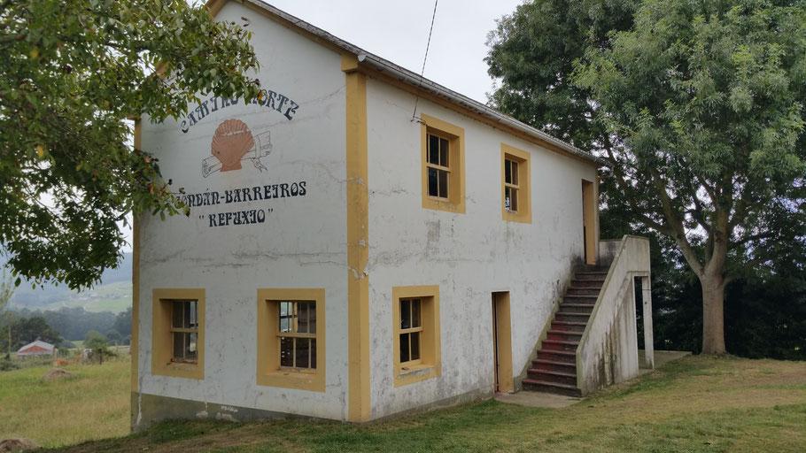 Herberge in Gondan