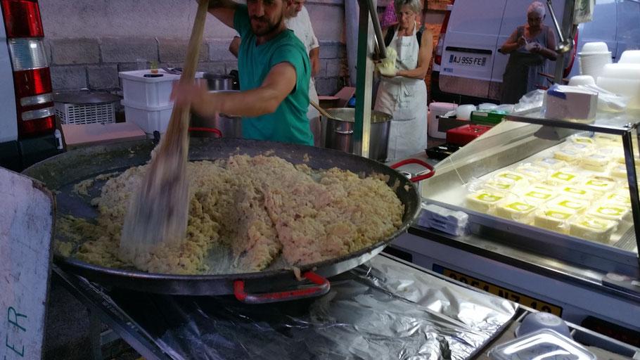 Volksfest in Figeac