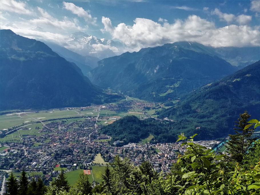 Via Jacobi, Schweiz