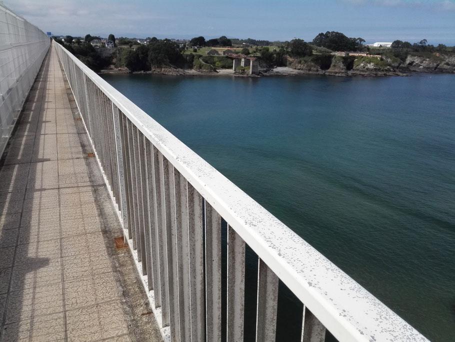 Die Brücke nach Ribadeo