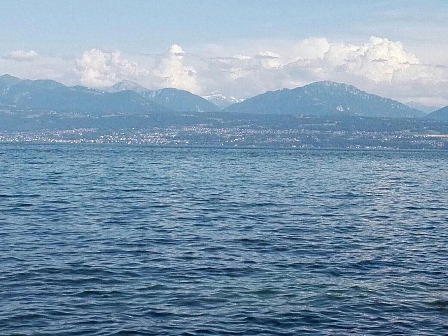 Alpine und maritime Landschaften überbieten sich