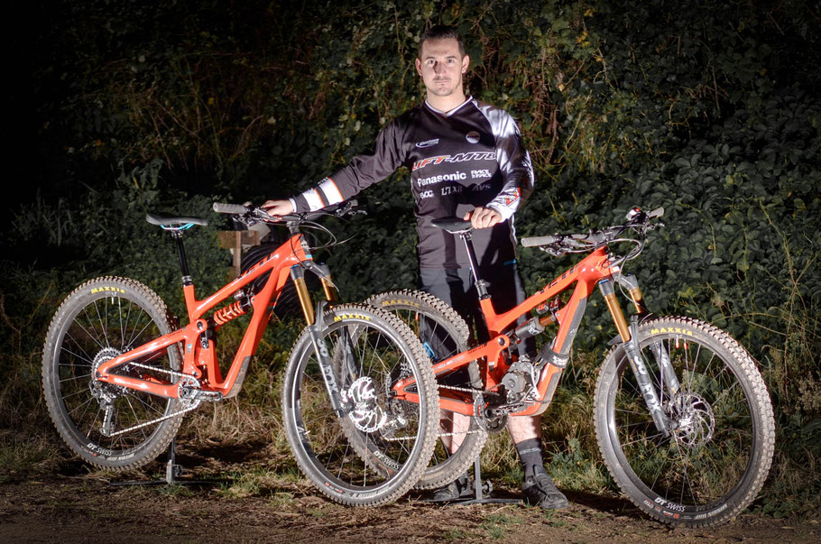 sebastien claquin / 2015 enduro world champion