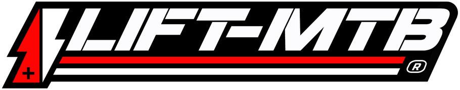 lift mtb logo dxf