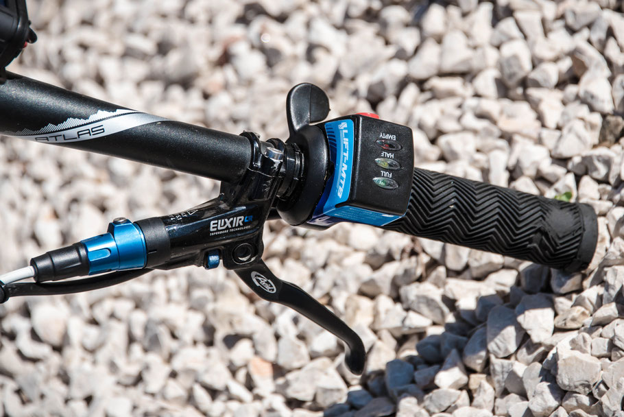 e-bike throttel