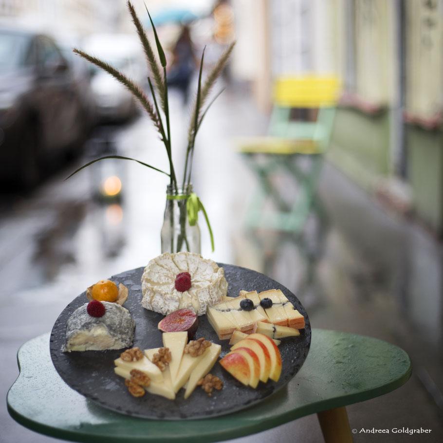 Käseschatztruhe's Käseplatte