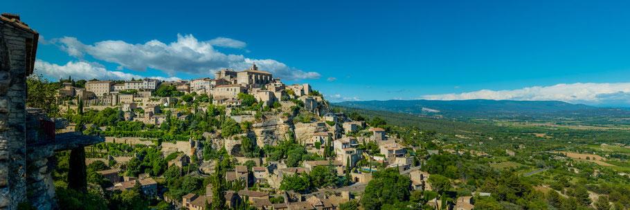 Südfrankreich, Gordes, Provence, Urlaub,