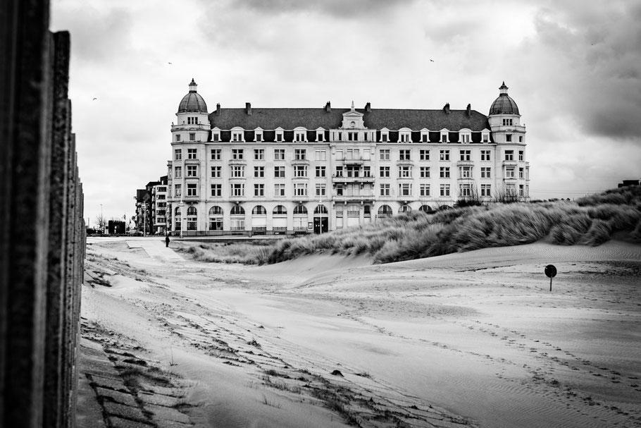 Strandpromenade Zeebrügge
