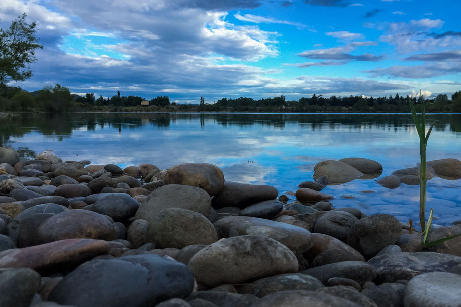Südfrankreich, Provence, Urlaub, Campingplatz
