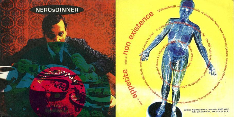 Pred dugo godina, tamo negdje 1989. (ili malo kasnije), postojala je jedna muzička grupa u Švicarskoj koja se zvala NEROs DINNER. Vodeći član grupe je bio Beat Soler kod kojeg sam više puta (nakon ružiona) prespavao...