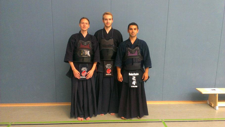 31. Yamashibu Turnier am 18.09.2016