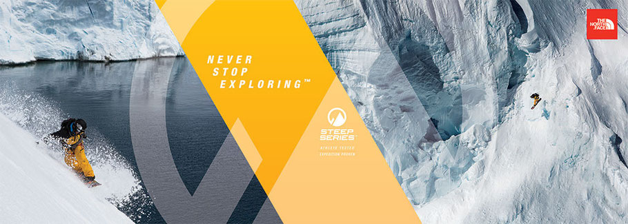 Show graphics for ISPO exhibition