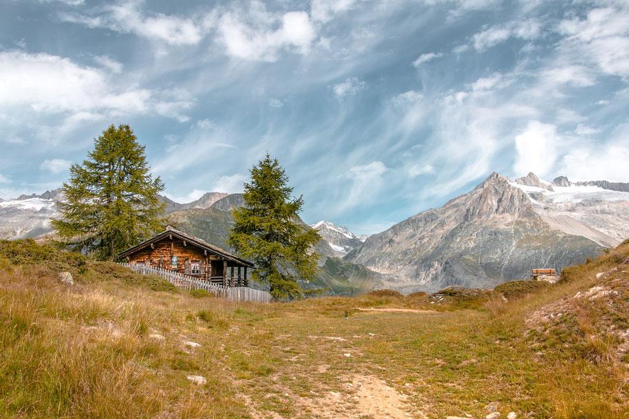 Riederalp-Bettmeralp-Alteschgletscher-Schweiz-Roadtrip-Wandern