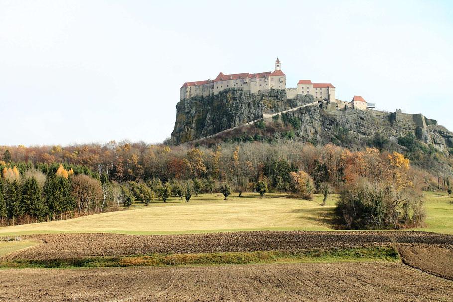 Riegersburg, Ausflugsziel Südsteiermark, Burg, Greifvögel, Klettersteig, Weinstraße