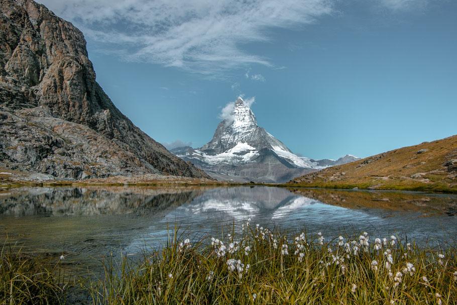 Matterhorn-Riffelsee-Roadtrip-Schweiz-Wandern-Ausflugsziel