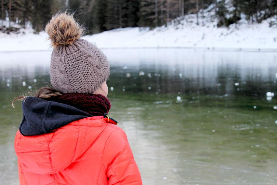 Langlaufen in Tragöss Grüner See