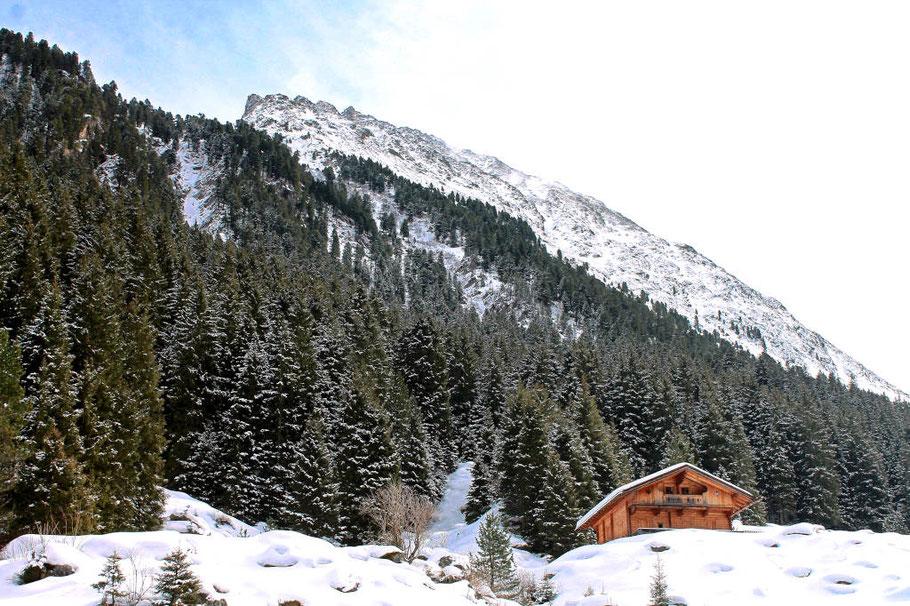 Wanderung Hohe Tauern, Winterwandern, Schneeschuhe