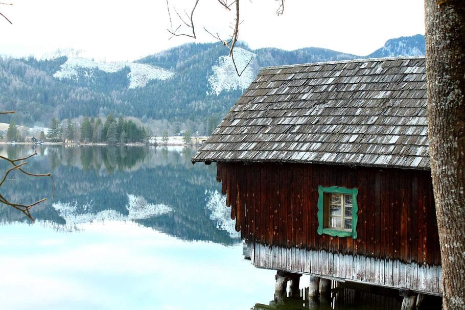 Mariazell Urlaub, Ausflugsziele, Wanderung am Erlaufsee