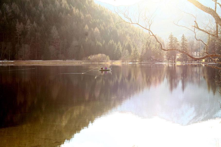 Fototipps für Anfänger, Wandern am Erlaufsee, Mariazell