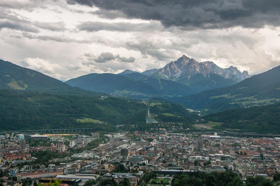 Innsbruck-AtzlerAlm-Hungerburgbahn-Patscherkofel-Wandern-Wanderung