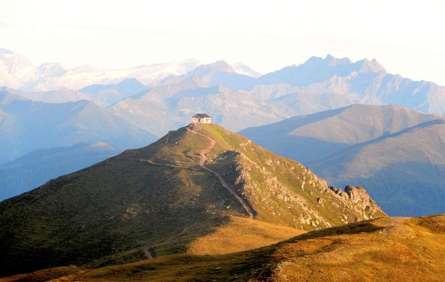 Weitwandern, Karnischer Höhenweg, Karnische Alpen, Sillian,