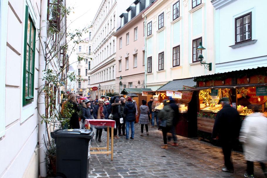 Weihnachtsmarkt am Spittelberg, Kunstmarkt