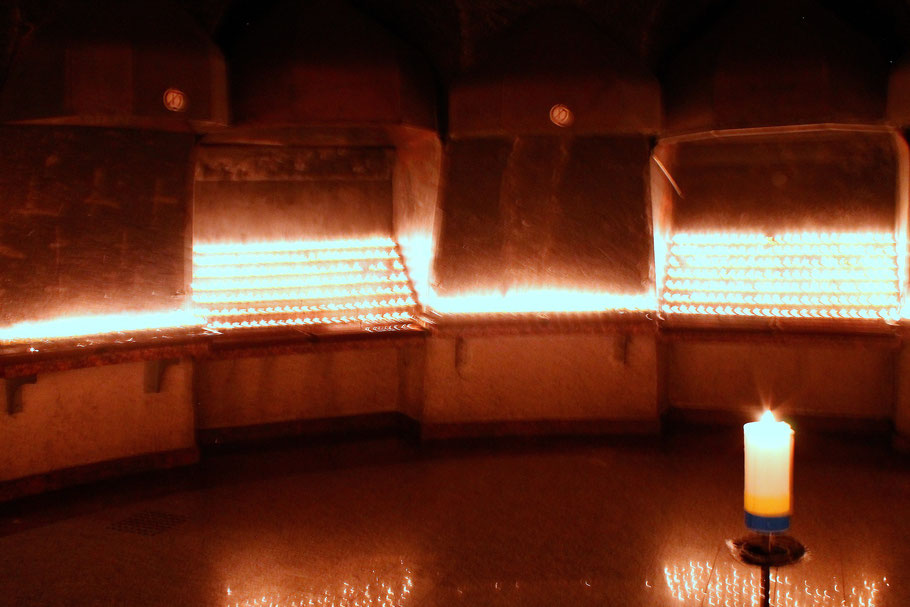 Kerzengrotte Mariazell, Advent Mariazell, Basilika