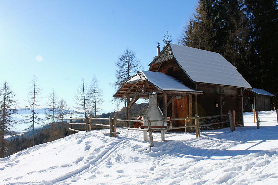 Wandern im Mürztal, Fischbacher Alpen, Herzogberg
