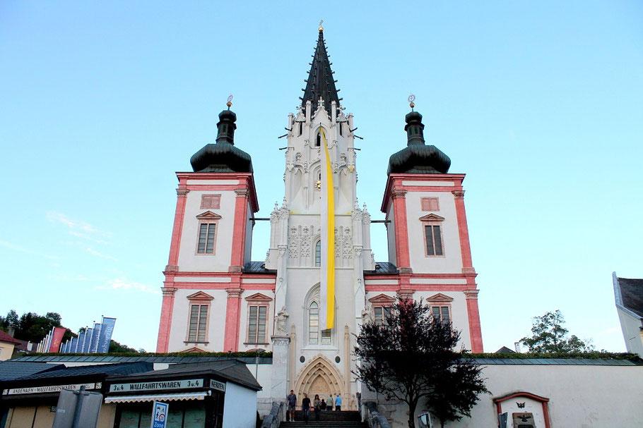 Mariazell Basilika, Advent in Mariazell, Christkindlmarkt Steiermark, Ausflug