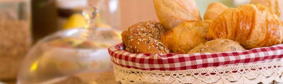 Pension Frühstück Buffet