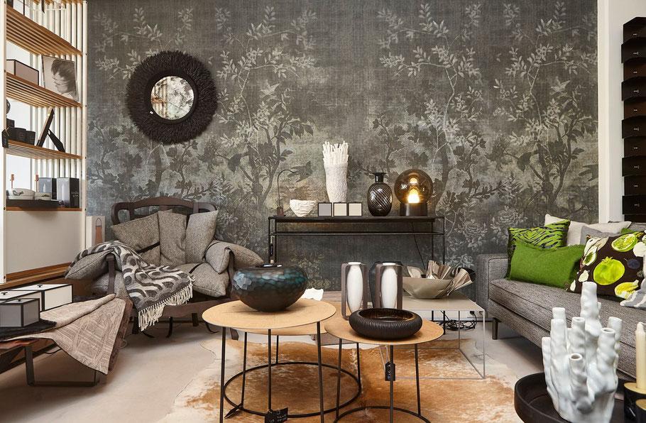 Im Wenningstedter Showroom Neues entdecken. Nordische Designsprache und italienische Finesse. Ganz jenseits vom Sylter Mainstream ...