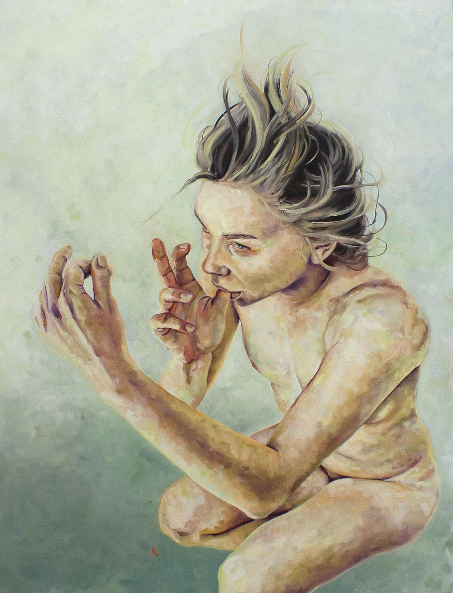 Öl auf Leinwand, 120 x 150 cm, 2013