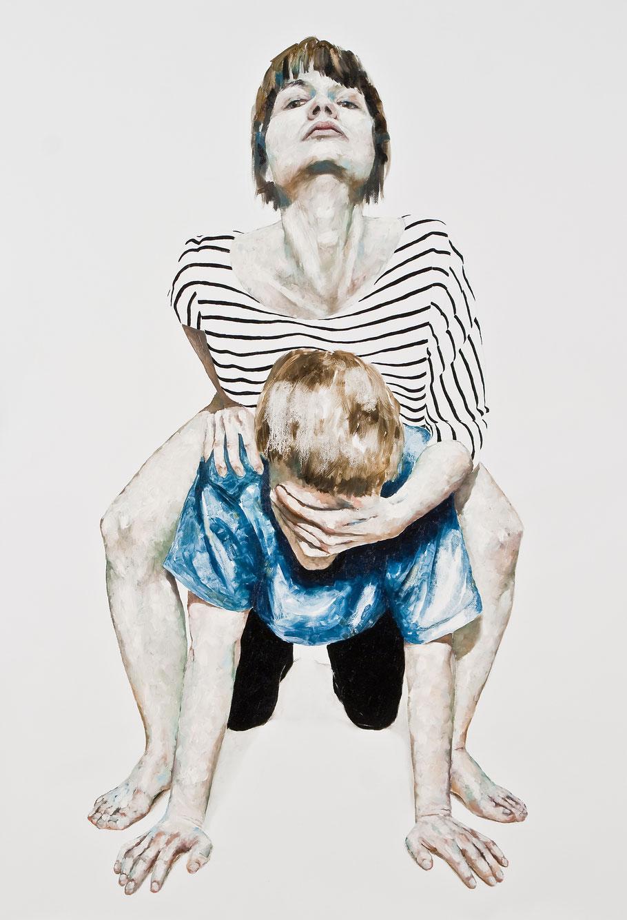 Öl auf Leinwand, 110 x 160 cm, 2012